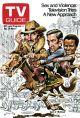 TV Guide, April 26, 1975 - Cast of 'McCloud'