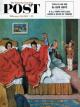 Saturday Evening Post, February 20, 1954 - Parents' Reveille