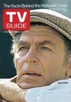TV Guide, January 9, 1971 - Andy Griffith