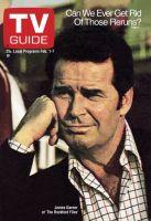 TV Guide, February 1, 1975 - James Garner of 'The Rockford Files