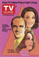 TV Guide, February 8, 1975 - Greasing the Wheels of the MTM Comedy Machine