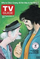 TV Guide, March 1, 1975 - Jack Albertson and Freddie Prinze of 'Chico and the Man'