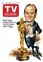TV Guide, April 10, 1971 - Bob Hope looks back on his 30 years with Oscar