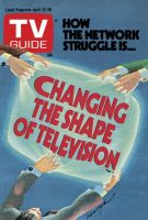 TV Guide, April 22, 1978 - Changing The Shape of Television