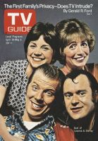 TV Guide, April 29, 1978 - Cast of 'Laverne & Shirley'