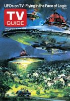 TV Guide,  June 10, 1978 - UFOs on TV