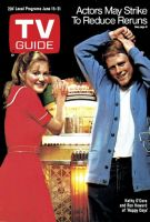 TV Guide, June 15, 1974 - Kathy O'Dare and Ron Howard of 'Happy Days'