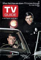 TV Guide,  June 26, 1971 - Martin Milner, Kent McCord of 'Adam-12'
