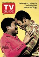 TV Guide, June 29, 1974 - June 29, 1974 - Esther Rolle and John Amos of 'Good Times'