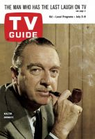TV Guide, July 2, 1966 - Walter Cronkite