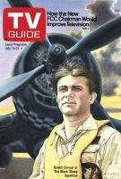 TV Guide,  July 15, 1978 - Robert Conrad of 'The Black Sheep Squadron'