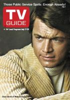 TV Guide,  July 17, 1971 - Chad Everett of 'Medical Center'