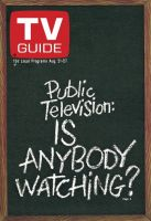 TV Guide, August 21, 1971 - Public Television: Is Anybody Watching?