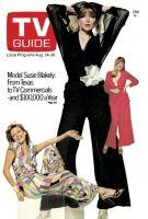 TV Guide, August 24, 1974 - Susie Blakely