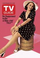TV Guide, October 12, 1974 - 'I'm Supposed to Be a Star-Ha!'