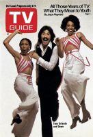 TV Guide, July 5, 1975 - Tony Orlando and Dawn