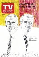 TV Guide, July 26, 1975 - Howard K. Smith and Harry Reasoner