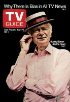 TV Guide, August 9, 1975 - Buddy Ebsen Hits the Road