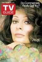 TV Guide, November 9, 1974 - Sophia Loren: An Appreciation