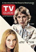 TV Guide, October 16, 1971 - Mia Farrow