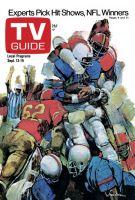 TV Guide, September 13, 1975 - Experts Pick Hit Show, NFL Winners