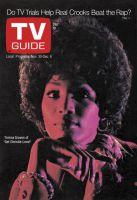 TV Guide, November 30, 1974 - Teresa Graves of 'Get Christie Love!'