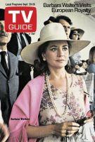 TV Guide, September 20, 1975 - Barbara Walters