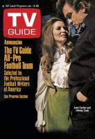 TV Guide, January 16, 1971 - June Carter and Johnny Cash