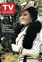 TV Guide, October 4, 1975 - Lee Remick as 'Jennie'