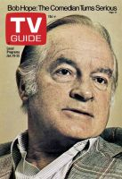 TV Guide, January 19, 1974 - Bop Hope: The Comedian Turns Serious