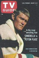 TV Guide, January 23, 1965 - Chuck Connors Returns In New Western