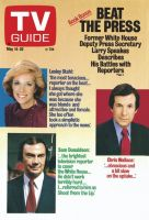 TV Guide, May 14, 1988 - Beat The Press