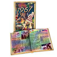 1967 MiniBook: 53nd Birthday or Anniversary Gift