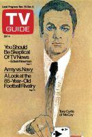 TV Guide, November 29, 1975 - Tony Curtis of 'McCoy'