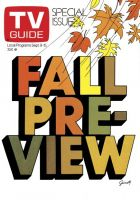 TV Guide, September 9, 1978 - Fall Preview