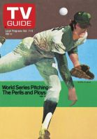 TV Guide, October 7, 1978 - World Series Pitching: The Perils and Ploys