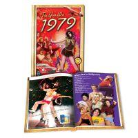1979 MiniBook: 41th Birthday or Anniversary Gift