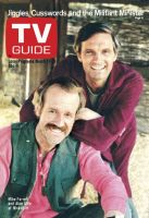 TV Guide, March 17, 1979 - Mike Farrell and Alan Alda of M*A*S*H