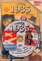 Events of 1935 DVD W/Greeting Card