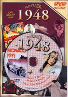 Events of 1948 DVD W/Greeting Card