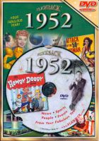Events of 1952 DVD w/Greeting Card