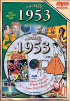 Events of 1953 DVD W/Greeting Card
