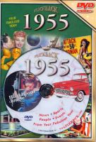 Events of 1955 DVD W/Greeting Card