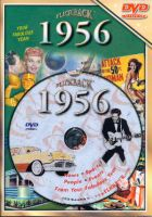 Events of 1956 DVD W/Greeting Card
