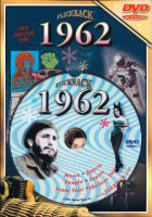 Events of 1962 DVD W/Greeting Card