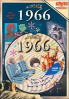 Events of 1966 DVD W/Greeting Card