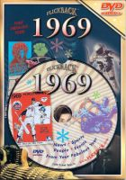 Events of 1969 DVD W/Greeting Card