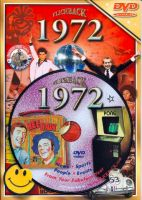 Events of 1972 DVD W/Greeting Card