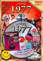 Events of 1977 DVD W/Greeting Card