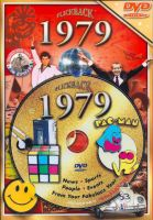 Events of 1979 DVD W/Greeting Card
